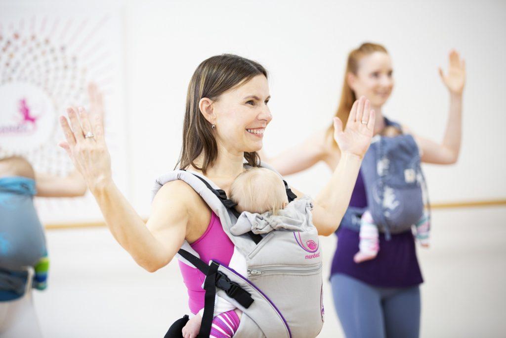 Kangatraining - Dein Sport mit Baby