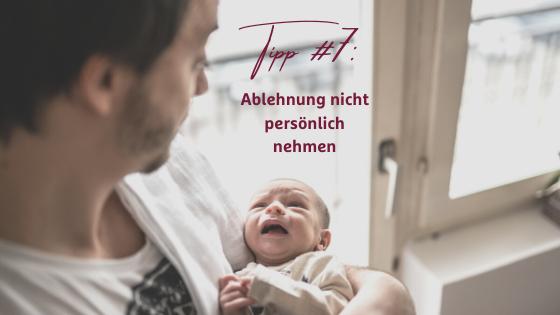 7 Tipps wie einschlafen bei Papa klappt