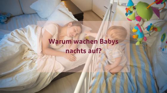 Mehr Schlaf durch Abendbrei?Warum wachen Babys nachts auf