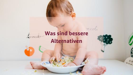 Abstillen wenn das Kind nicht isst - Alternativen